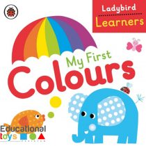 My First Colours: Ladybird Learners