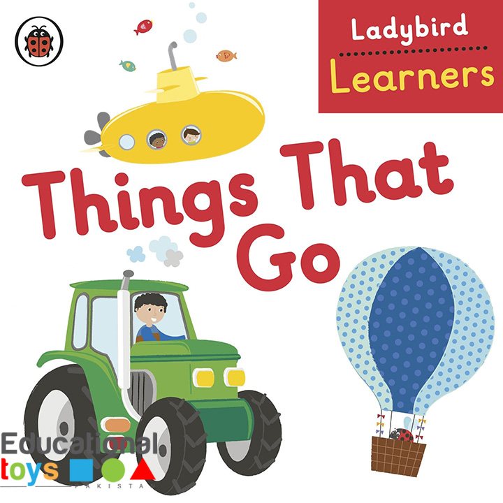 Things That Go: Ladybird Learners