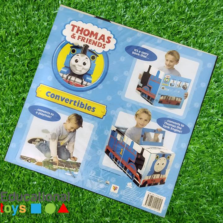 Thomas & Friends – Convertible Book