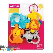 WinFun 4-in-1 Jungle Joiners