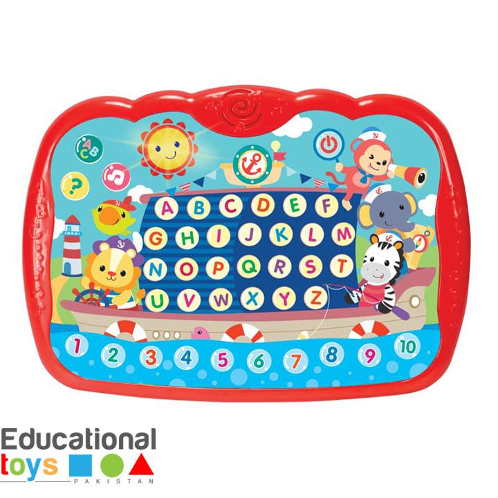 WinFun Tiny Tots Learning Pad