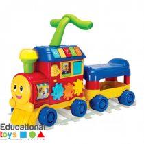 WinFun Walker Ride-on Learning Train(B)