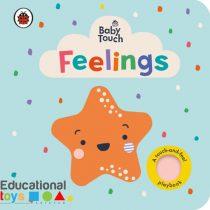 Baby Touch: Feelings Board Book