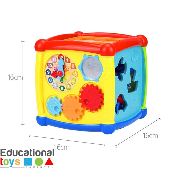 huanger-musical-activity-cube-shape-sorter-4