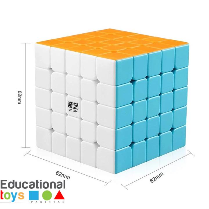 qiyi-qizeng-s-5×5-speed-cube-2