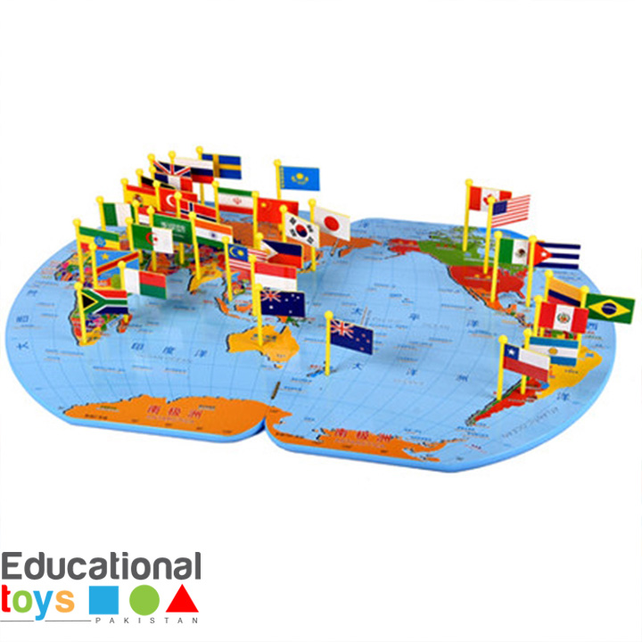wooden-world-map-with-flags-1