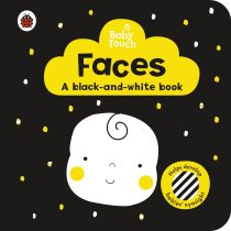 Baby Touch: Faces: a black-and white-book