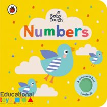 Baby Touch: Numbers Board Book