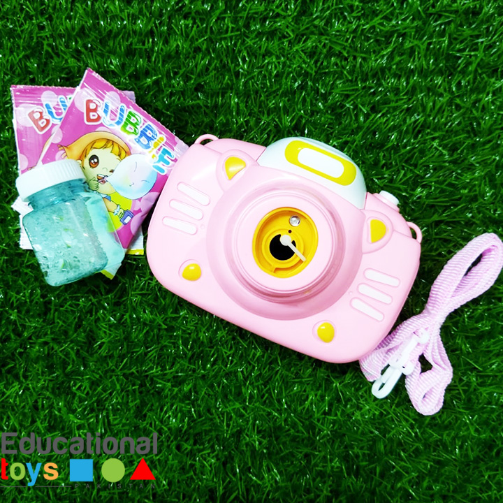bubble-camera-toy-pink