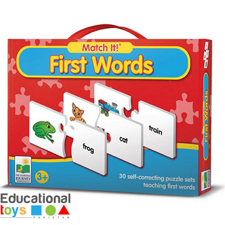 Match-it! First Word Puzzle – Large