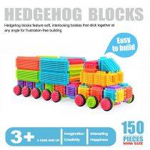 Hedgehog Bristle Mini Blocks