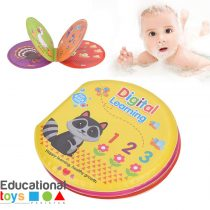 Digital Learning Bath Book for Infants