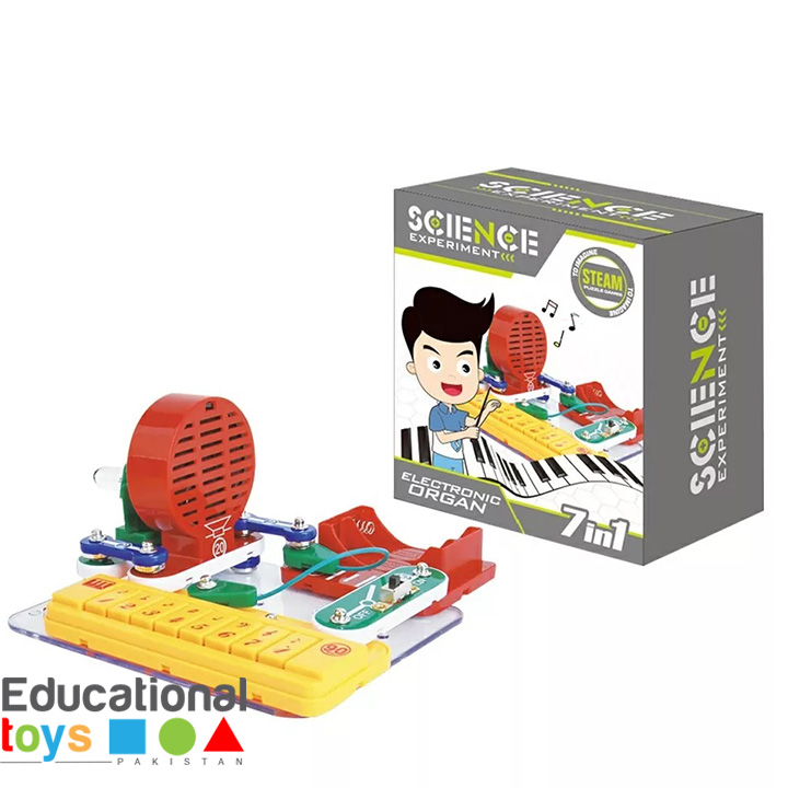 Electronic Piano – Science Experiment Kit for Kids