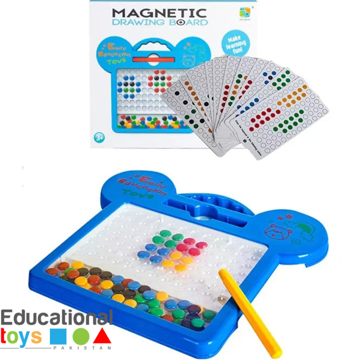 magnetic-dots-drawing-board