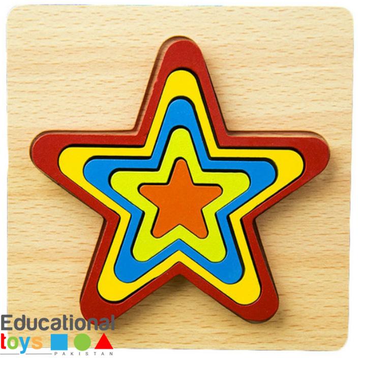 wooden-geometric-shape-puzzle-pentagram
