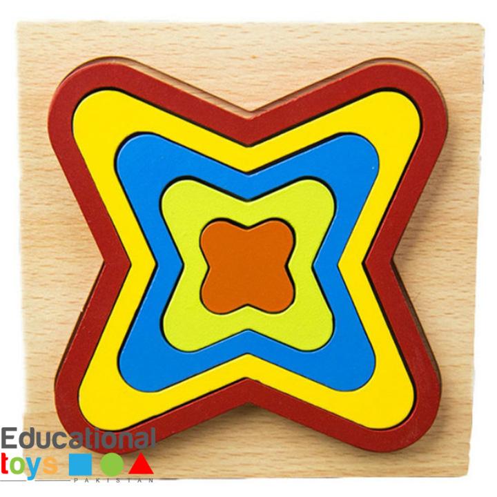 wooden-geometric-shape-puzzle-quadrilateral