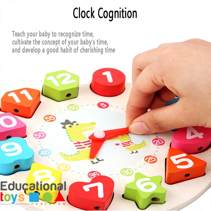 wooden-learning-clock-with-lacing-1