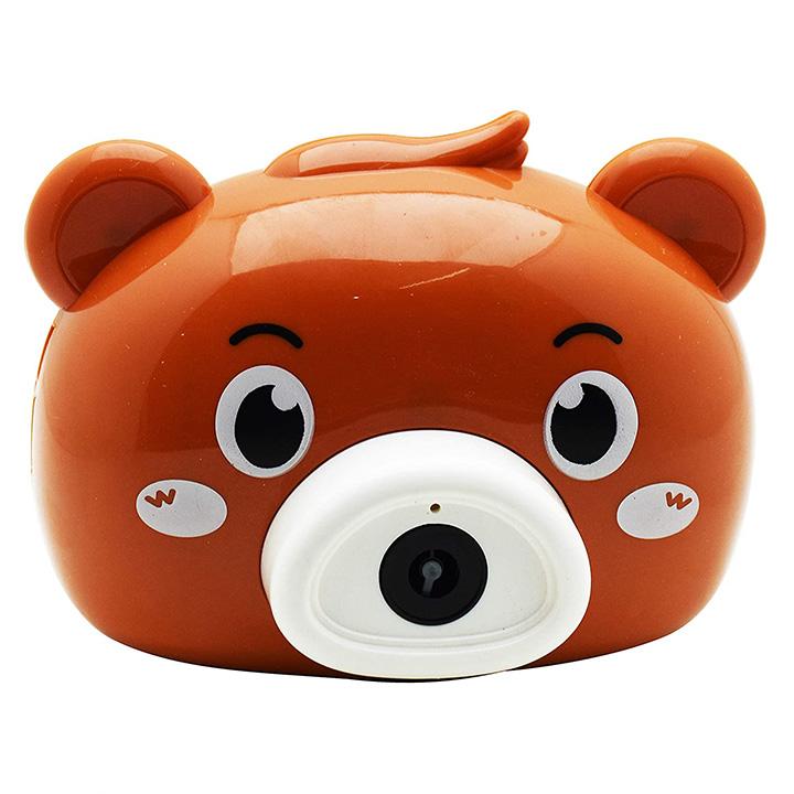 bubble-camera-animal-design-bear
