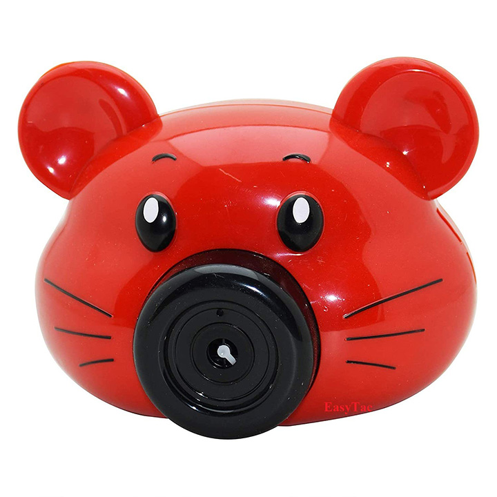 bubble-camera-animal-design-mouse