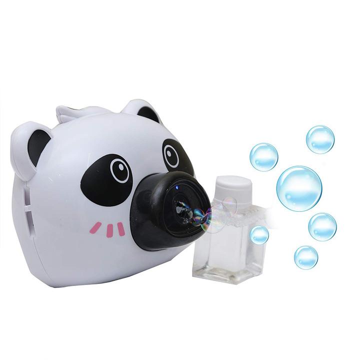 bubble-camera-animal-design-panda