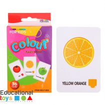 Colours Flashcards