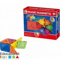 Magnetic Tiles - 14 Pieces
