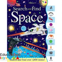 Search and Find: Space