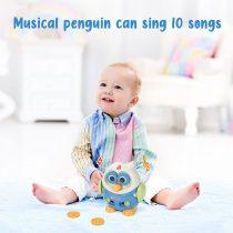 Musical Fine Motor Penguin