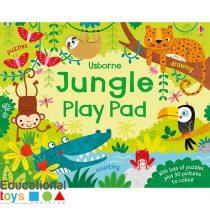 Usborne Jungle Play Pad (Activity Book)